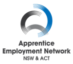 Apprentice Employment Network NSW & ACT Logo