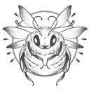 Sonja Bow Tattoo Logo