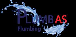 Plumb As Plumbing Logo
