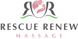 Rescue Renew Massage Logo