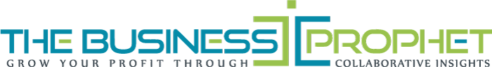 The Business Prophet Logo