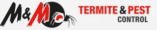 M & M Pest Control Logo